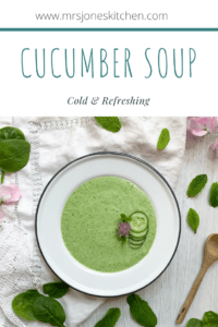 easy cold soup