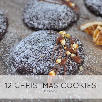 Twelve Christmas Cookies
